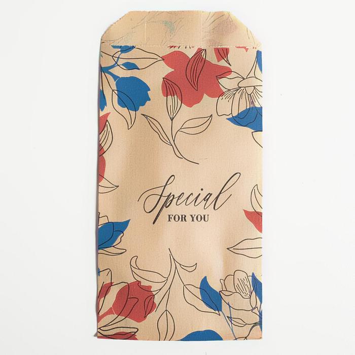 Конверт для сладостей Special for you, 8 х 16 см