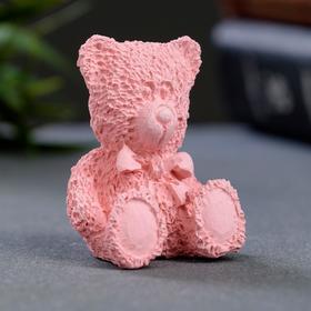 Фигурка 'Медвежонок' 4х3см цветной МИКС Ош