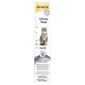 Паста GIMCAT Expert Line для кошек, Уринари, 50  г