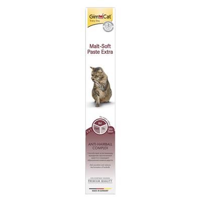 Паста GIM CAT для кошек, Мальт Софт Экстра, 100 г - Фото 1