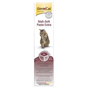 Паста GIM CAT для кошек, Мальт Софт Экстра, 20 г