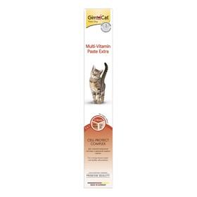 Паста GIMCAT Экстра для кошек, мультивитаминная, 100 г