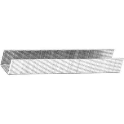 Скобы для степлера KRAFTOOL 6 мм, плоские тип 140, 1000 шт.