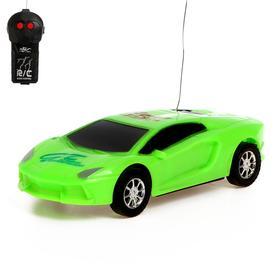 Машина радиоуправляемая «Суперкар», работает от батареек, МИКС