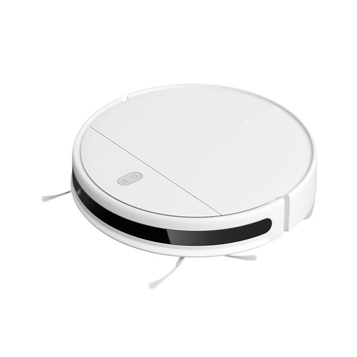 Робот-пылесос Xiaomi Mi Robot Vacuum-Mop SKV4136GL, 25 Вт, сухая/влажная уборка, 0.42 л