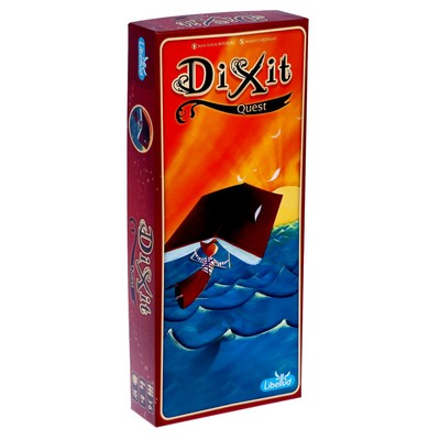 Настольная игра «Диксит 2». Jean-Louis Roubira - Фото 1