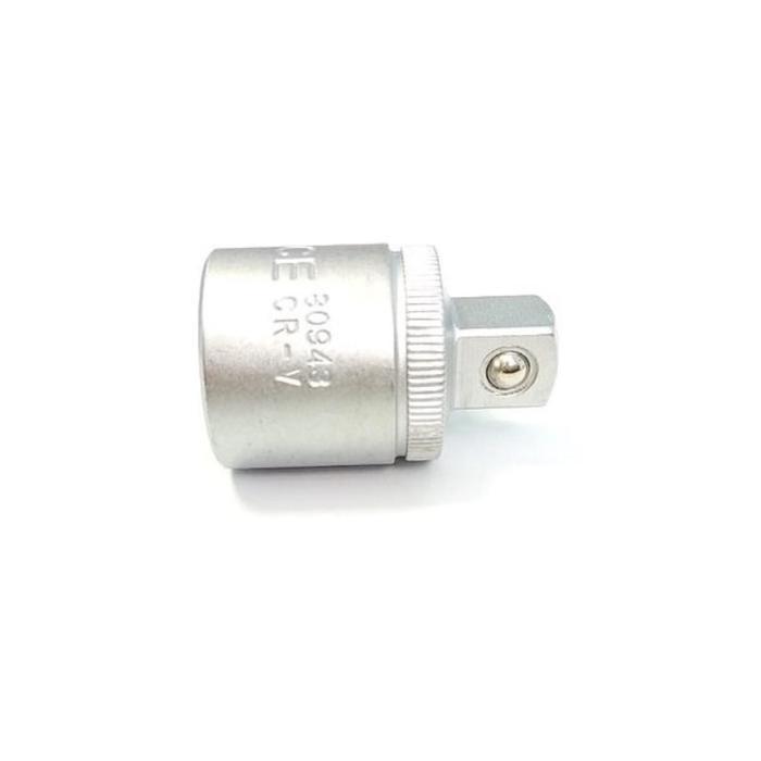 """Адаптер-переходник Forsage F-80943, 1/2""""(F)x3/8""""(M)"""