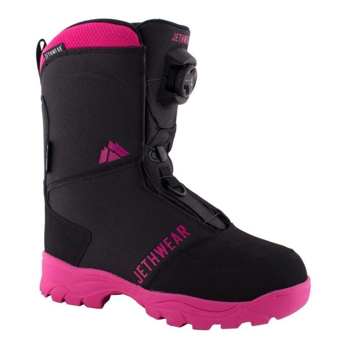 Ботинки Jethwear Driver, размер 37, розовый