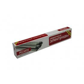 """Электроды """"Ресанта"""" МР-3 Ф5.0, 3 кг, d=5 мм, длина 450 мм, сталь"""