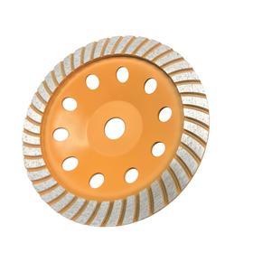Чашка алмазная зачистная 'Вихрь' 73/10/3/9, 125 мм, TURBO Ош