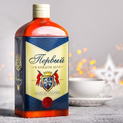 Чай чёрный «Первый»: с ароматом апельсина и шоколада, 100 г. - Фото 1
