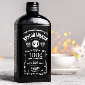 Чай чёрный «Крутой мужик»: с ароматом апельсина и шоколада, 100 г.