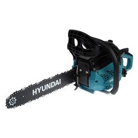 """Бензопила HYUNDAI Х 3916, 2Т, 1.5 кВт, 2 л.с., 16"""", шаг 3/8"""", паз 1.3 мм, 57 звеньев"""