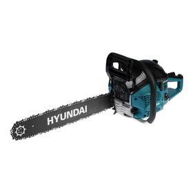 """Бензопила HYUNDAI Х 5320, 2Т, 2.5 кВт, 3.4 л.с., 20"""", шаг 0.325"""", паз 1.5 мм, 76 звеньев"""