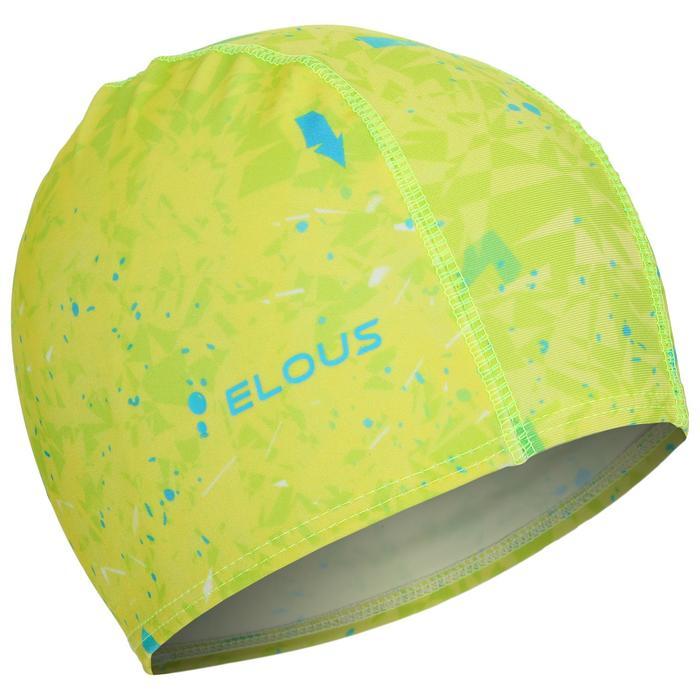 Шапочка подростковая Elous треугольник салатовый ES022