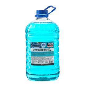Зимняя жидкость стеклоомывателя -10С (ПЭТ) 4 л AVS AVK-407 Ош