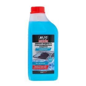 Зимняя жидкость стеклоомывателя (концентрат) -50С° 1л AVS AVK-400 Ош