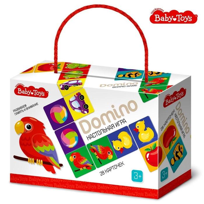 Домино «Baby Toys»