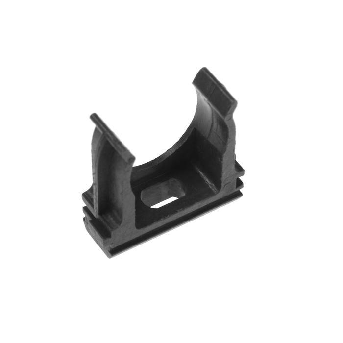 Фиксатор РАЙС-ТОКС черный для труб 24 мм, 100 шт.