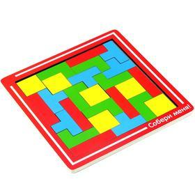 Игровой набор, конструктор «Тетрис»