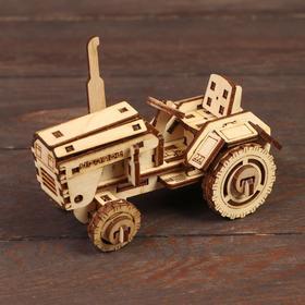 Конструктор «Мини-трактор»