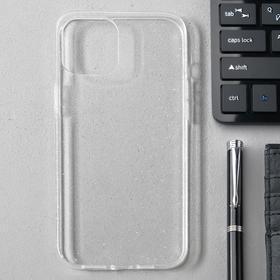 Чехол Activ SC123, для Apple iPhone 12 Pro Max, силиконовый, белый