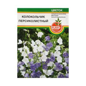 Семена цветов Колокольчик 'Персиколистный', 0,03 г Ош