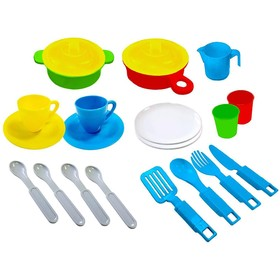 Набор посуды, 23 предмета