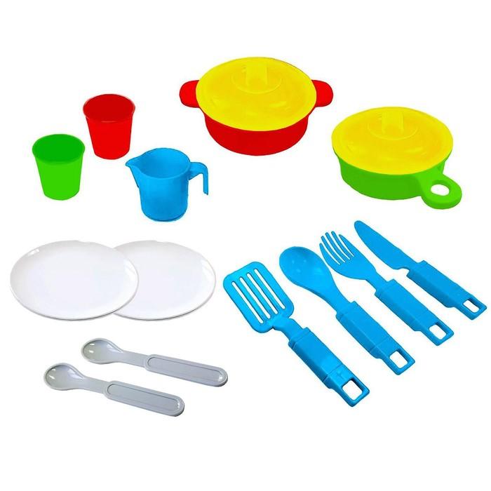 Набор посуды, 15 предметов