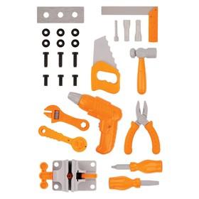 Набор инструментов строительных, 26 предметов