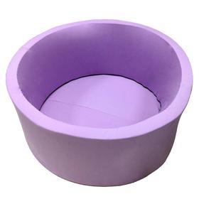 Сухой бассейн «Фиолетовый Лайт» H=33 см, D=85 см Ош