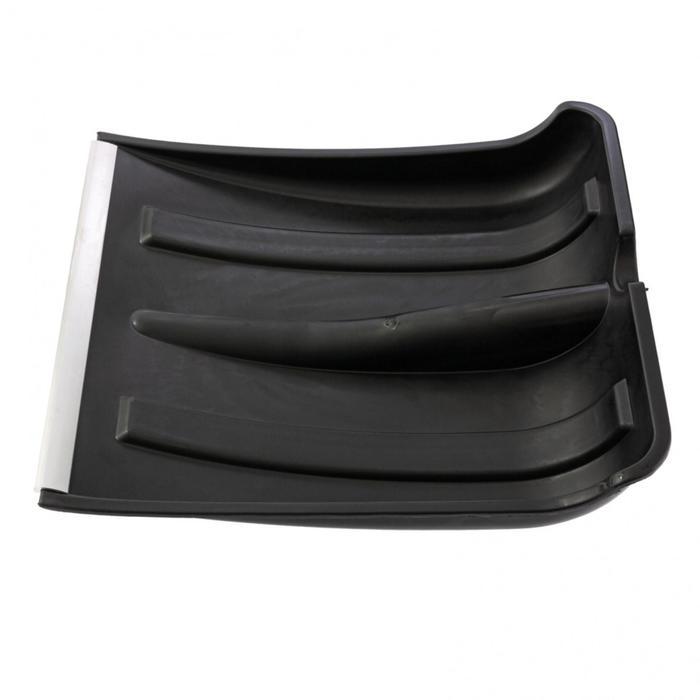 Ковш лопаты пластиковый, 350 × 350 мм, с планкой, «Сибртех»