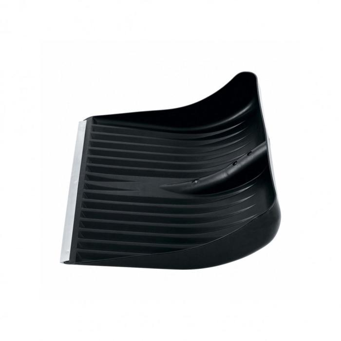Ковш лопаты пластиковый, 430 × 450 мм, с планкой, «Сибртех»