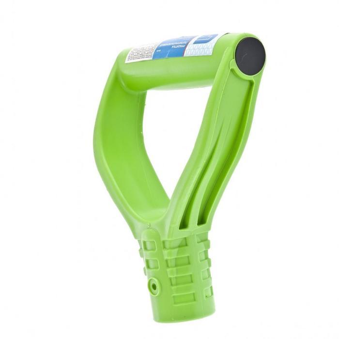 Ручка V-образная для черенка, d  36 мм, усиленная, пластиковая, Сибртех
