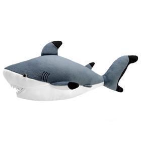 Мягкая игрушка «Акула» 40 см