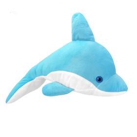 Мягкая игрушка «Дельфин голубой» 25 см