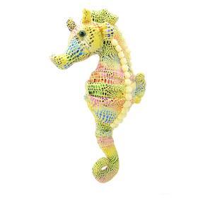 Мягкая игрушка «Морской конёк» 25 см