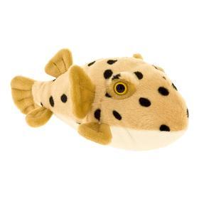 Мягкая игрушка «Рыба-шар» 25 см