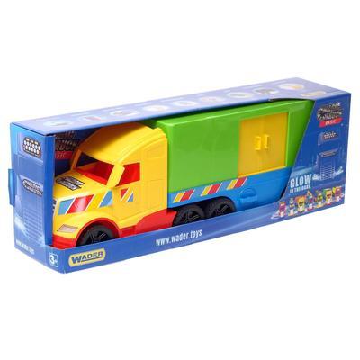 Грузовик Magic Truck Basic, фургон - Фото 1