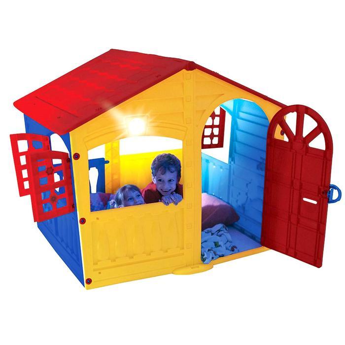 Игровой домик Фермер, со светом и звонком