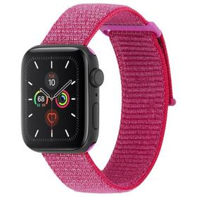Ремешок Case-Mate для Apple Watch Series 1, 2, 3, 4, 5 38-40мм, розовый Ош