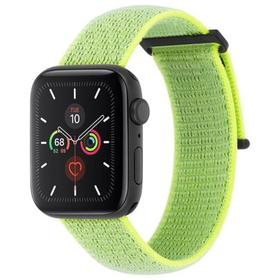 Ремешок Case-Mate для Apple Watch Series 1, 2, 3, 4, 5 38-40мм, зелёный Ош