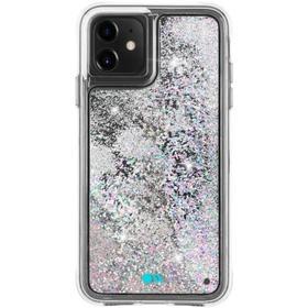 Чехол Case-Mate case for iPhone 11 Waterfall, пластик, полиуретан, белый