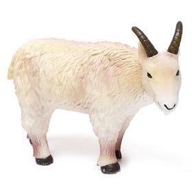 Фигурка животного «Домашний козел», длина 28 см