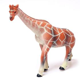 Фигурка животного «Жираф», длина 32 см