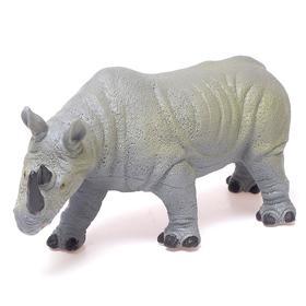Фигурка животного «Белый носорог», длина 28 см