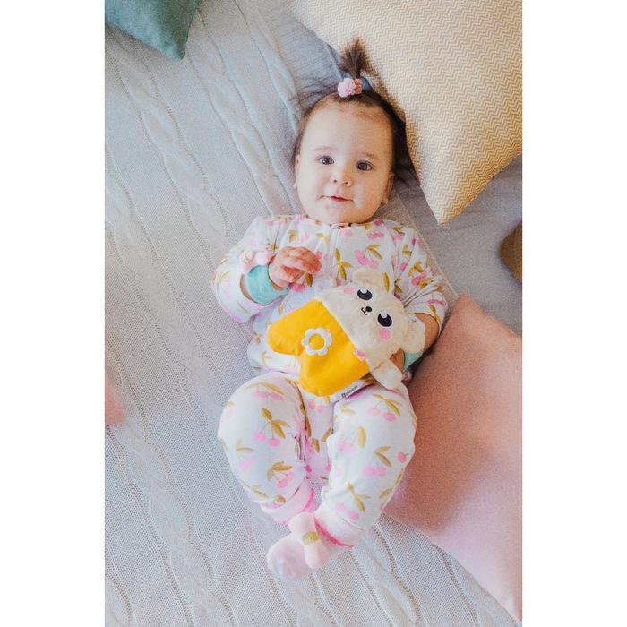 купить Развивающая игрушка - грелка с вишнёвыми косточками Мишка