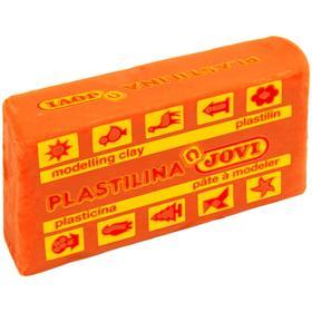 Пластилин 50г JOVI, оранжевый 7004 Ош