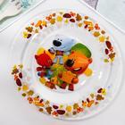 Тарелка «Ми-Ми-Мишки. Веселый урожай»
