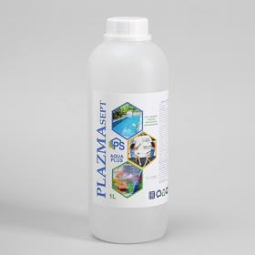 Дезинфицирующее средство Plazmasept aqua plus для аквариумов, 1 л Ош